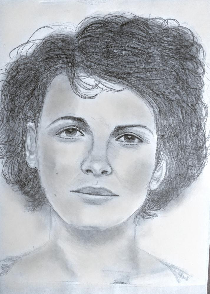 Juliette Binoche por paulb